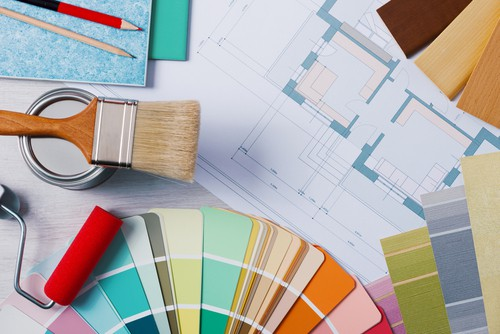 Does Wall Paint Color Affect My Home's Feng Shui?